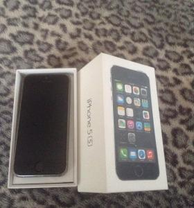 iPhone 5S Space Grey 16Gb.