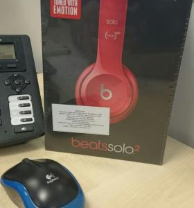 Apple Beats Solo 2 Red