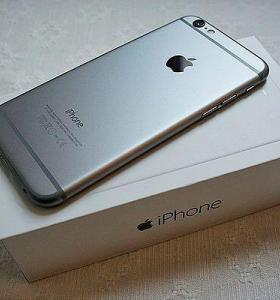 iPhone 6(16) Space Grey