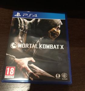Mortal Kombat xl на пс 4