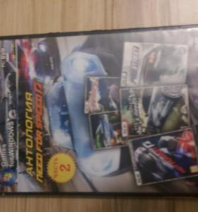 Диск от игры need for speed
