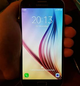 Samsung galaxy s6 32gb.