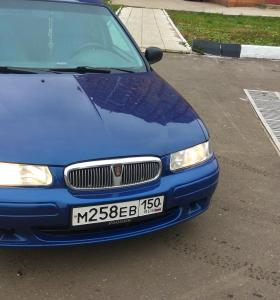 Rover 400 1,6(МТ) 111л.