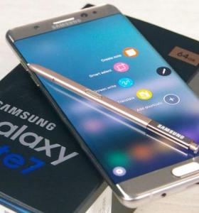 Samsung Galaxi Note 7s