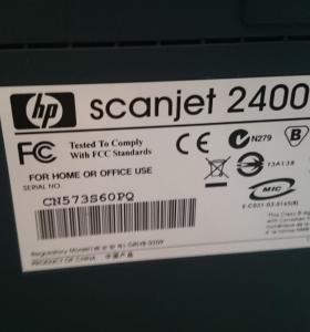 Сканер HP ScanJet 240