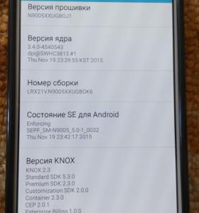 Телефон samsung galaxy note3