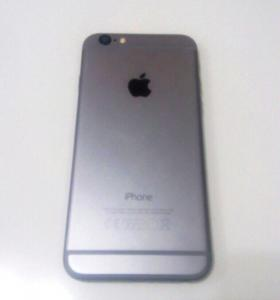 iPhone 6 Space Grey 16 gb