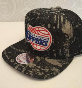 Кепка SnapBack. Los Angeles Clippers