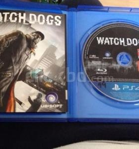 Игра на ps4 watch_dogs