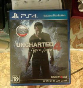 Uncharted 4 The Thife End