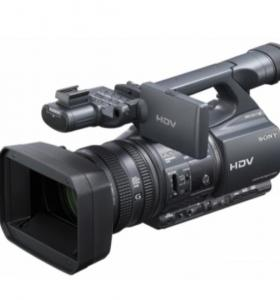Sony hdr fx1000e