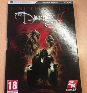 Darkness 2 limited edition