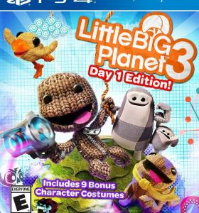 Little big planet 3 на ps4