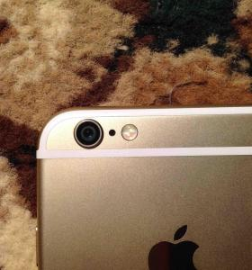 iPhone 6 gold (16g)