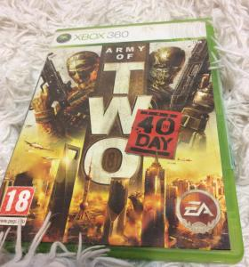 Army of TWO40day