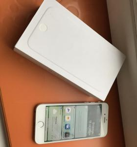 iPhone 6 64 gb Silver РСТ