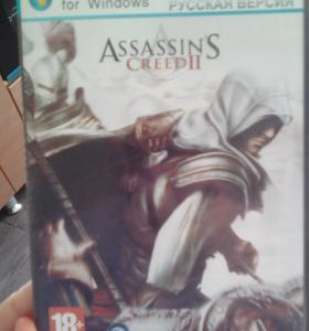 Игра компьютерная Assassin creed 2