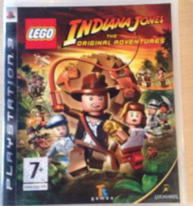 Lego Indiana Jones на PS3