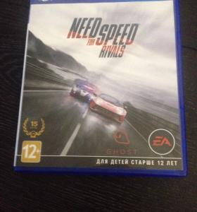 Игра need for speed rivals на play station 4