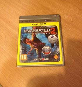 Продам Uncharted 2:Among Thieves для PlayStation 3