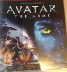 Avatar the game для PS3