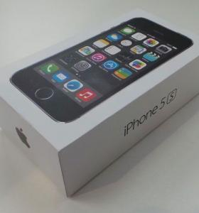 iPhone 5s 16gb Space Gray LTE