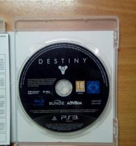 Destiny на sony playstaton 3 (ps3)