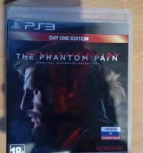 Metal Gear Solid 5 для PlayStation 3