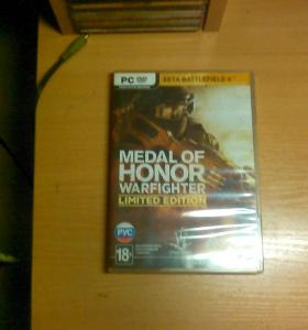 MEDAL OF HONOR WARFIGHTER ,, LIMITED EDITION ,,