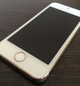 iPhone 5s 16g Gold обмен