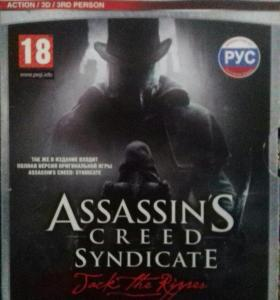 Игра Assassin's Creed Syndicate Jack the Ripper