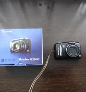 Canon SX 120 IS