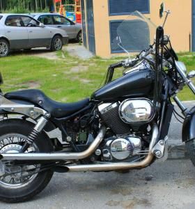 Honda Shadow Slasher400 1994