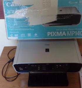 МФУ Canon PIXMA MP-140