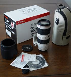 Canon EF 70-200 mm f/2.8 L IS ll USM