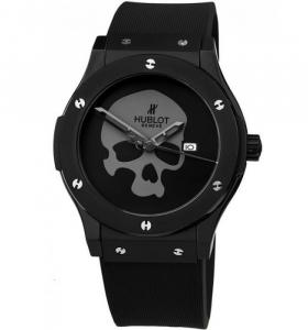 ⌚ Часы Hublot Skull Bang ☝☭❗ 0421Pd4LT