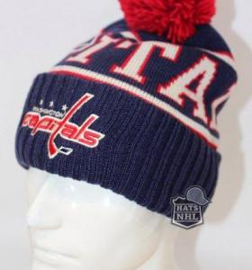 Шапка Reebok NHL Washington Capitals