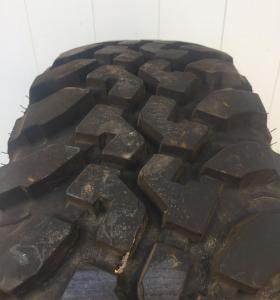 Continental Off-road 235/75 r15