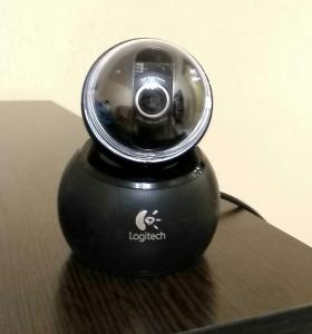 Web cam logitech orbit 360°