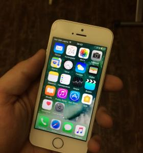 iPhone 5S Gold LTE