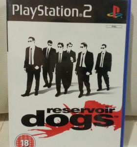 Reservour Dogs ps2