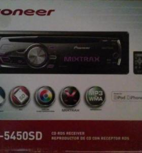 Pioneer DEH-5450SD
