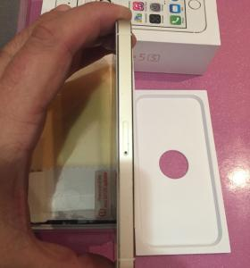 iPhone 5s 16g gold рст