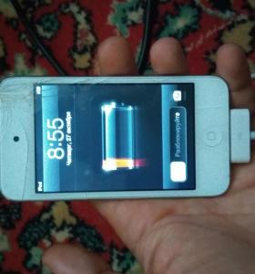 iPod touch 4 8gb white
