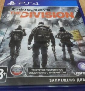 The Division на PS 4