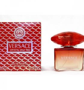 Versace Crystal only Red.