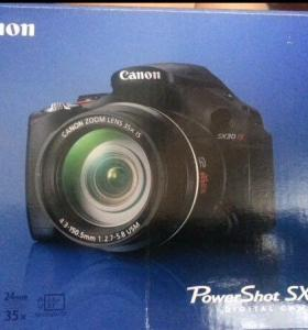 Canon power shot SX 30 IS