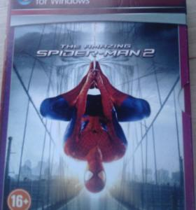 Игра:The amazing spider men 2
