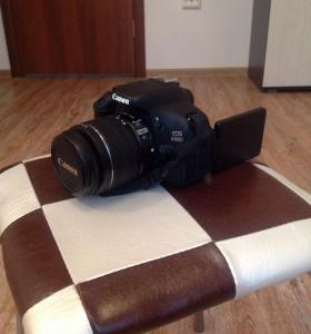 Canon EOS 600D Kit EF-S18-55mm