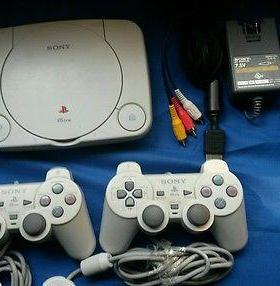 Sony Playstation One Slim